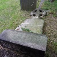 27 headstones destroyed by vandals at Goldenbridge Cemetery