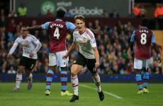 As it happened: Aston Villa v Manchester United, Premier League
