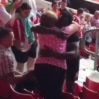 Lukaku makes really classy gesture to Southampton fan he struck with a ball