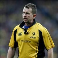 Nigel Owens may no longer be refereeing games involving Llanelli Scarlets