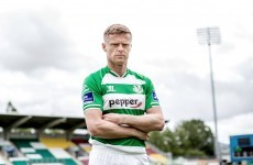 'I've been living like a monk and I just want to get back on the pitch' - Duff