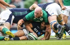 Ireland relieved to avoid repeat of TOD's World Cup-ending injury
