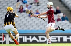 Two late goals hand Galway victory over Kilkenny in All-Ireland minor replay