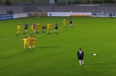 Roddy Collins' men win 7-goal thriller after conceding wonderful 35-yard free-kick