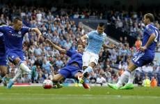 As it happened: Manchester City v Chelsea, Premier League