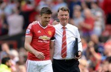 Carrick urges Man United to set the tone as they look to return to Europe's top table