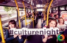 WIN: A seat for you and a friend on the Culture Night preview bus