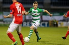 Damien Duff makes Shamrock Rovers debut as Cork suffer heavy defeat in Tallaght