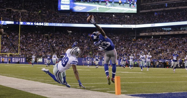 Get yourself pumped for the new NFL season with our 10 favourite plays of last year