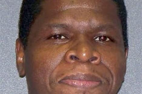 Texas Department of Criminal Justice photograph showing Duane Buck