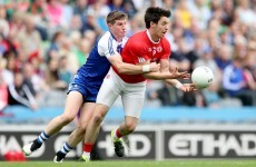 Darren Hughes has had another cheeky pop at Tiernán McCann over THAT hair ruffle