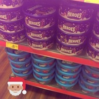 Dunnes Stores is already selling Christmas chocolates (in August)