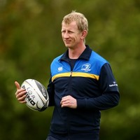 Cullen will have the backing of everyone as Leinster head coach - Toner