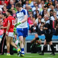 Dublin boss doesn't agree with talk of a diving epidemic in Gaelic football