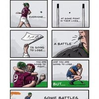 'Some battles you win' - Paying tribute to Noel McGrath after his inspirational return