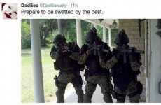 "Armed police sent to home of parenting website founder in ""swatting attack"""