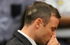 Prison U-turn: Oscar Pistorius is staying in jail for now