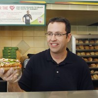 Former Subway spokesman to plead guilty to paying for sex with minors
