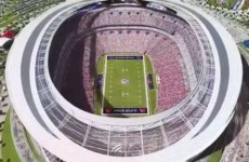 This new NFL stadium is unlike anything we have ever seen