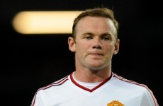 'I've had one bad game this season and everyone's all over it' - Rooney hits back at critics