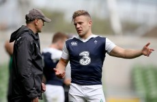 Madigan: 'I'm picked to play because the coach believes my instincts are good'