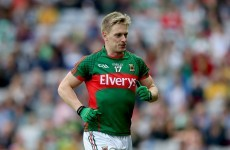 Mayo handed boost ahead of Dublin showdown after defender wins red card appeal