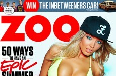 A massive sexism row has led to Zoo Magazine being pulled from an Australian supermarket