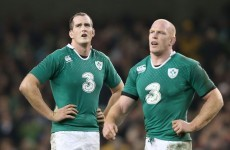 Toner taking care of Ireland's basics as Ryan and Henderson push at lock