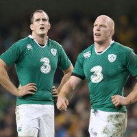 Toner taking care of Ireland's basics as Ryan and Henderson push at lock