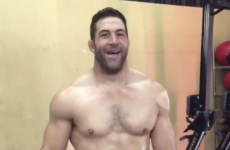Canada's Jamie Cudmore is in unbelievable shape ahead of the RWC