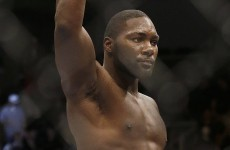 UFC begin 'formal investigation' after Rumble Johnson's latest slip-up