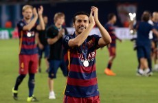 Pedro reveals Mourinho and Fabregas inspired Chelsea switch
