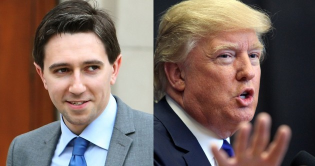 Ireland's youngest minister slams Trump and his proposal to scrap the J-1
