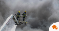 Fire nearly destroyed my business - this is how I picked up and started again