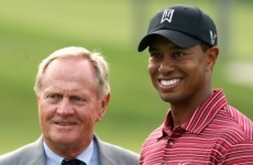 Nicklaus: Struggling Woods will beat my record (if he sorts his head out)