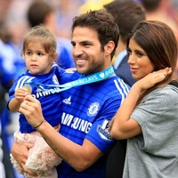 Fabregas' girlfriend and 6 others being blamed for the collapse of Pedro's transfer to United