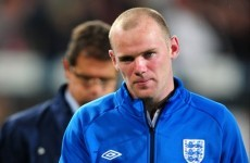United's Rooney won't be playing away from home