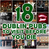 18 Dublin pubs you should really visit before you die