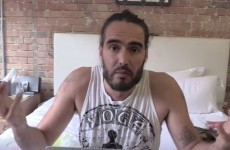 Russell Brand is quitting social media