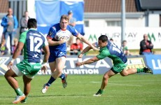 Les Irlandais: Grenoble's trio of promising Irishmen aiming for Top 14 impact