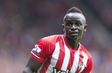 Manchester United's rumoured target started as Southampton struggled in Europe