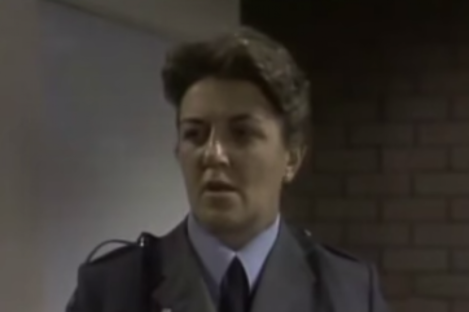 Maggie Kirkpatrick played Joan 'The Freak' Ferguson in the popular show from the 1980s.