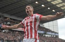 Stoke reject bid from another Premier League club for Irish international Jon Walters