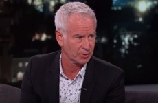 56-year-old McEnroe reckons he could still beat the world's best female player