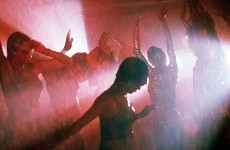 The blood rave scene from Blade is going to happen in real life