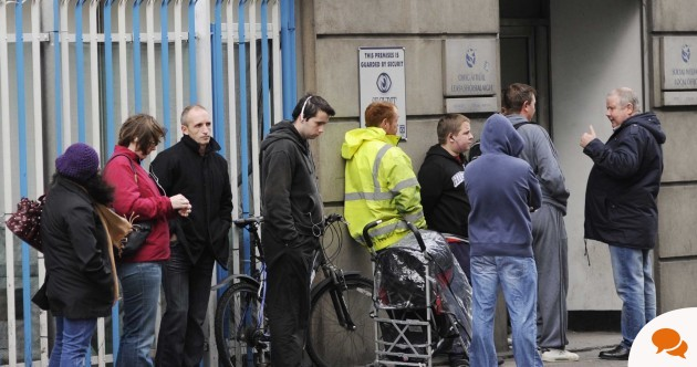 Unless you can magic up a few houses, welfare recipients will need to move away from Dublin