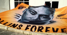 Narbonne fans ensure Jerry Collins will not be easily forgotten
