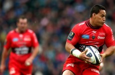 Chris Masoe stings former club Toulon in Top 14 opener