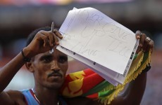 Eritrean teenager takes World Championship gold in Marathon