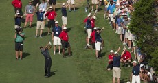 This clutch eagle shows Tiger Woods is back!